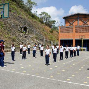 Colegio Mano Amiga La Montaña. Turgua, 15 de Abril del 2015. Venezuela.