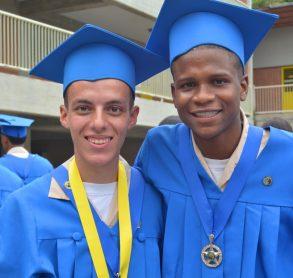 Graduados Mano Amiga 2014