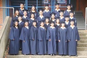 Graduación Mano Amiga Venezuela 2017